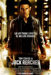 Cine de estreno: JACK REACHER (2013)