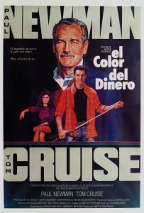 Cine clásico: EL COLOR DEL DINERO (1986)