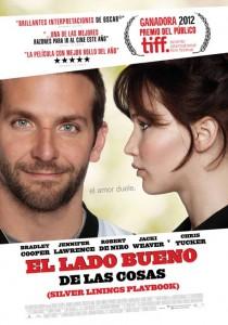 Cine de estreno: EL LADO BUENO DE LAS COSAS (2013)