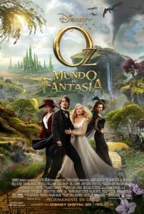 Cine de estreno: OZ, UN MUNDO DE FANTASÍA (2013)