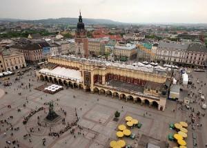 VIAJE A CRACOVIA: El corazón de Polonia