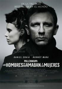 Cine clásico: MILLENNIUM: LOS HOMBRES QUE NO AMABAN A LAS MUJERES (2011)