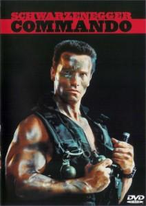 Cine clásico: COMMANDO (1985)