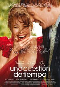 Cine de estreno: UNA CUESTIÓN DE TIEMPO (2013)