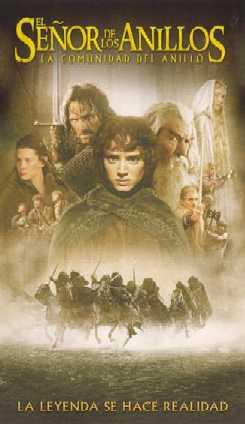 Cine clásico: ESDLA: LA COMUNIDAD DEL ANILLO (2001)