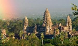 VISITA A SIEM REAP: La antigua ciudad de Angkor Wat