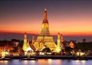 VIAJE A BANGKOK: La capital de Tailandia