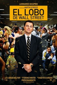 Cine de estreno: EL LOBO DE WALL STREET (2014)