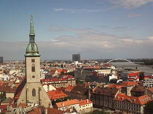 VIAJAR A BRATISLAVA: La capital de Eslovaquia
