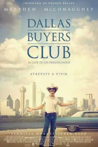 Cine de estreno: DALLAS BUYERS CLUB (2014)