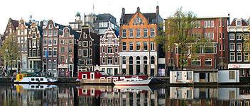VIAJE A AMSTERDAM: El icono de Holanda