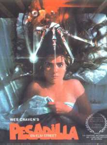 Cine clásico: PESADILLA EN ELM STREET (1984)