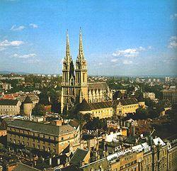 VIAJE A ZAGREB: La capital de Croacia