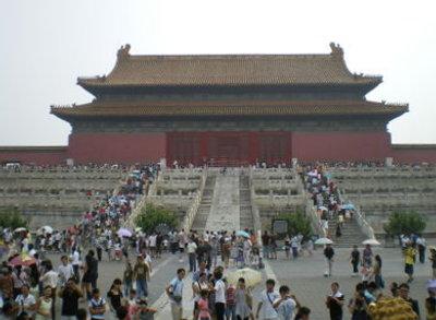 VIAJE A PEKÍN: La capital de China