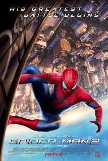 Cine de estreno: THE AMAZING SPIDER-MAN 2 (2014)