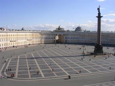 VIAJE A SAN PETERSBURGO: La antigua Leningrado