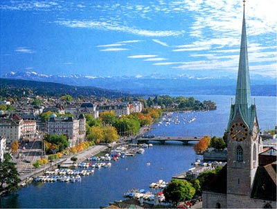 Recorriendo Suiza: ZÚRICH