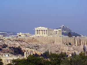 CONOCIENDO ATENAS: La Grecia clásica
