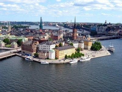 VIAJE A ESTOCOLMO: La capital de Suecia