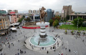 VIAJE A SKOPJE: La capital de Macedonia