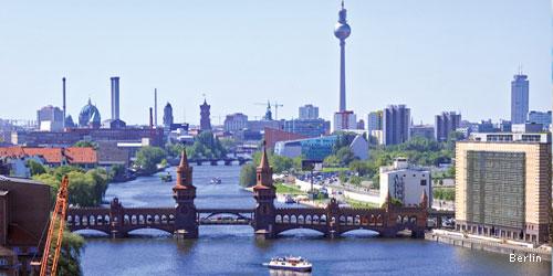 VIAJAR A BERLÍN: Centro neurálgico de Alemania