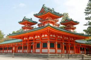 VISITA A KYOTO: La antigua capital del Japón