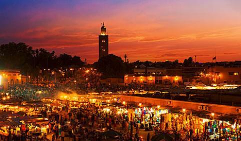 VIAJE A MARRAKECH: Conociendo Marruecos