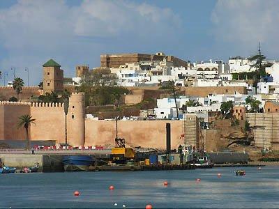 VIAJAR A RABAT: La capital de Marruecos
