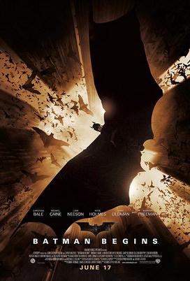 Cine clásico: BATMAN BEGINS (2005)
