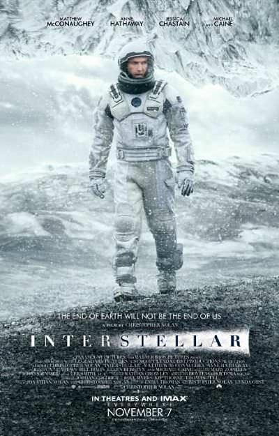 Cine de estreno: INTERSTELLAR (2014)