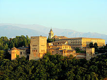 VIAJE A GRANADA: Conociendo la Alhambra