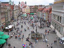 VIAJE A POZNAN: Recorriendo Polonia