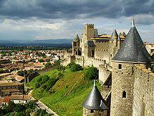 VIAJE A CARCASSONNE: Una ciudad medieval
