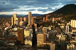 LOS 5 DEPARTAMENTOS MÁS POBLADOS DE COLOMBIA