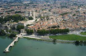 VIAJE A AVIGNON: En el sur de Francia