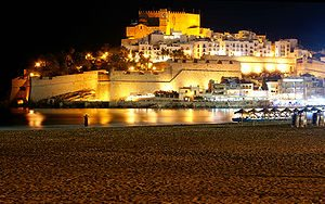 VIAJE A PEÑÍSCOLA: En la costa de Castellón