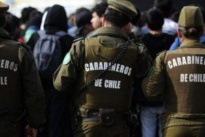 LA POLICÍA DE CADA PAÍS LATINO