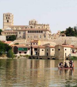 VIAJE A ZAMORA: En Castilla y León
