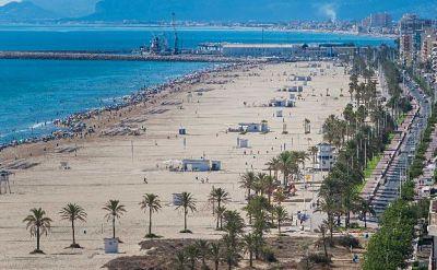 VIAJE A GANDÍA: En la costa valenciana