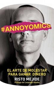 Libros: #ANNOYOMICS (Risto Mejide)