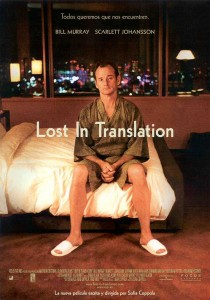 Cine clásico: LOST IN TRANSLATION (2003)