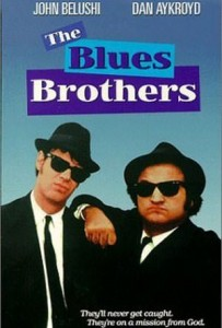 Cine clásico: THE BLUES BROTHERS (1980)