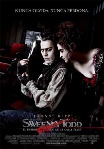 Cine clásico: SWEENEY TODD (2007)