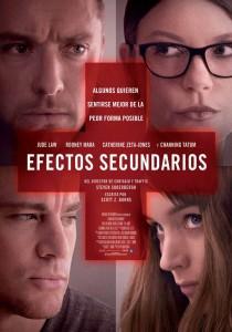 Cine de estreno: EFECTOS SECUNDARIOS (2013)