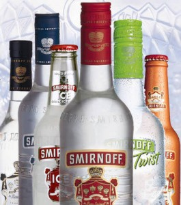 LAS 7 BEBIDAS ALCOHÓLICAS MÁS VENDIDAS DEL MUNDO