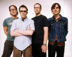 WEEZER: POWER-POP PERFECTO