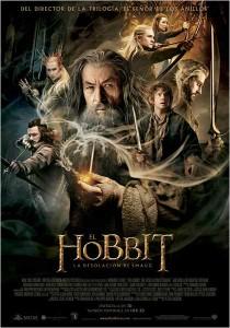 Cine de estreno: EL HOBBIT: LA DESOLACIÓN DE SMAUG (2013)
