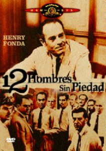 Cine clásico: 12 HOMBRES SIN PIEDAD (1957)