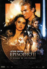 Cine clásico: STAR WARS II: EL ATAQUE DE LOS CLONES (2002)