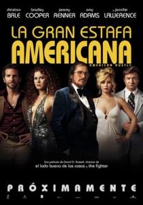 Cine de estreno: LA GRAN ESTAFA AMERICANA (2014)